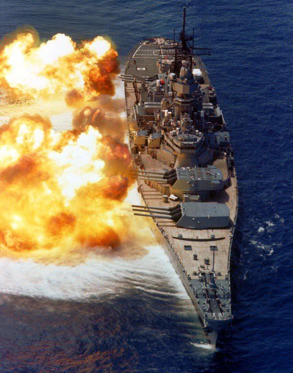 Khủng long thép - Cơn ác mộng kinh hoàng nhất với Trung Quốc trên Biển Đông - Ảnh 3.