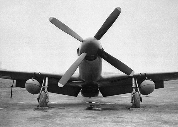 Những máy bay chiến đấu có tốc độ nhanh nhất trong Chiến tranh Thế giới thứ hai - Ảnh 1.