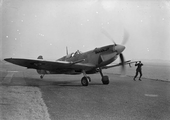 Những máy bay chiến đấu có tốc độ nhanh nhất trong Chiến tranh Thế giới thứ hai - Ảnh 5.