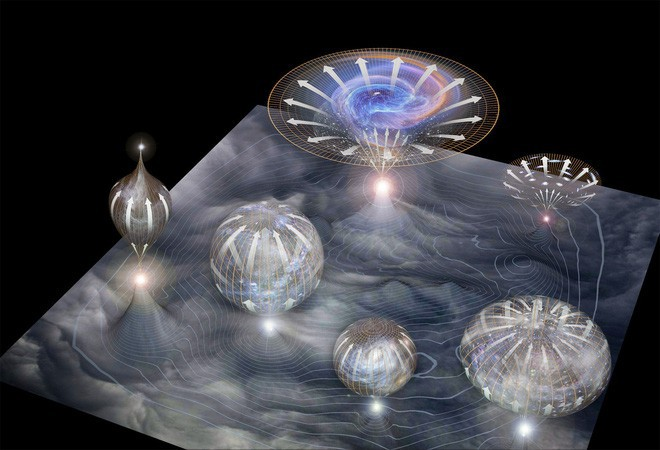 Đây là những lý do tại sao chúng ta nên tin rằng mình đang sống trong hệ thống Đa vũ trụ - Ảnh 4.