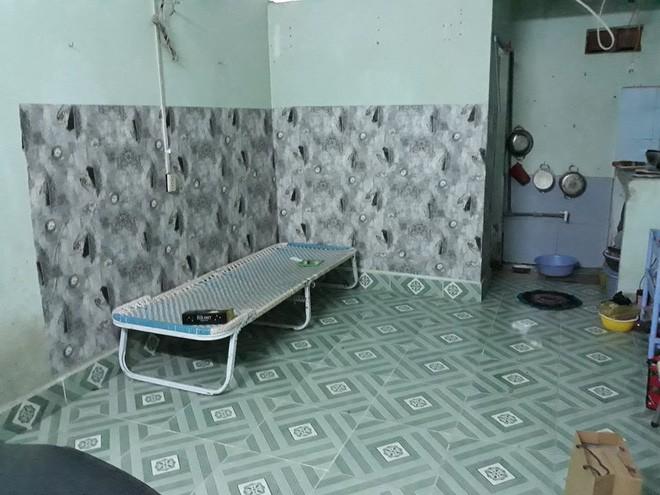 Nhìn căn phòng sạch sẽ, ai cũng tưởng là tốt đẹp nhưng sự thật bên trong lại khiến nhiều người xót xa - Ảnh 2.