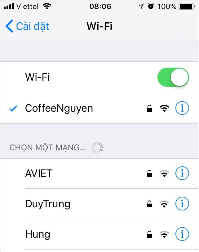 Làm sao biết mạng Wi-Fi nào mạnh nhất? - Ảnh 1.