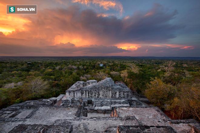 Vua Rắn - mảnh ghép bí ẩn bậc nhất của người Maya: Giới khảo cổ điên đầu giải mã - Ảnh 7.