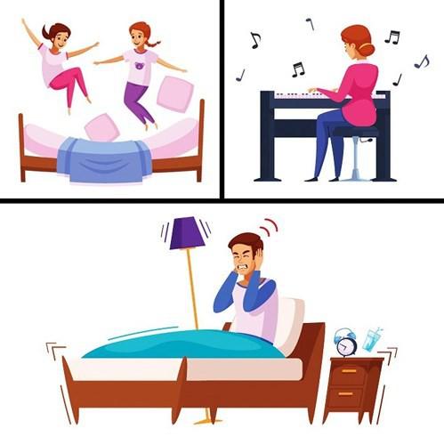 7 lý do khiến bạn thường xuyên bị tỉnh giấc ban đêm - Ảnh 2.