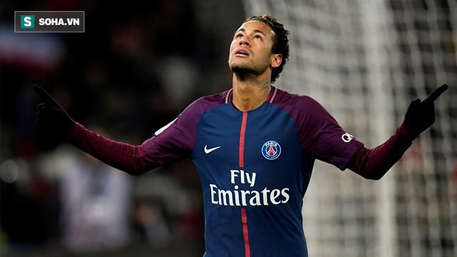 Neymar lên tiếng về tin đồn chuyển đến Man United, Real Madrid - Ảnh 1.
