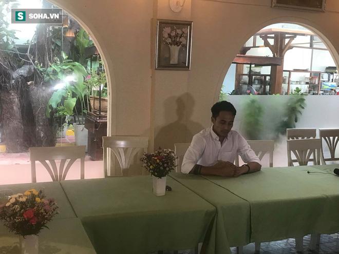 Phạm Anh Khoa họp báo chớp nhoáng, đột ngột bỏ về khiến các phóng viên ngỡ ngàng - Ảnh 5.