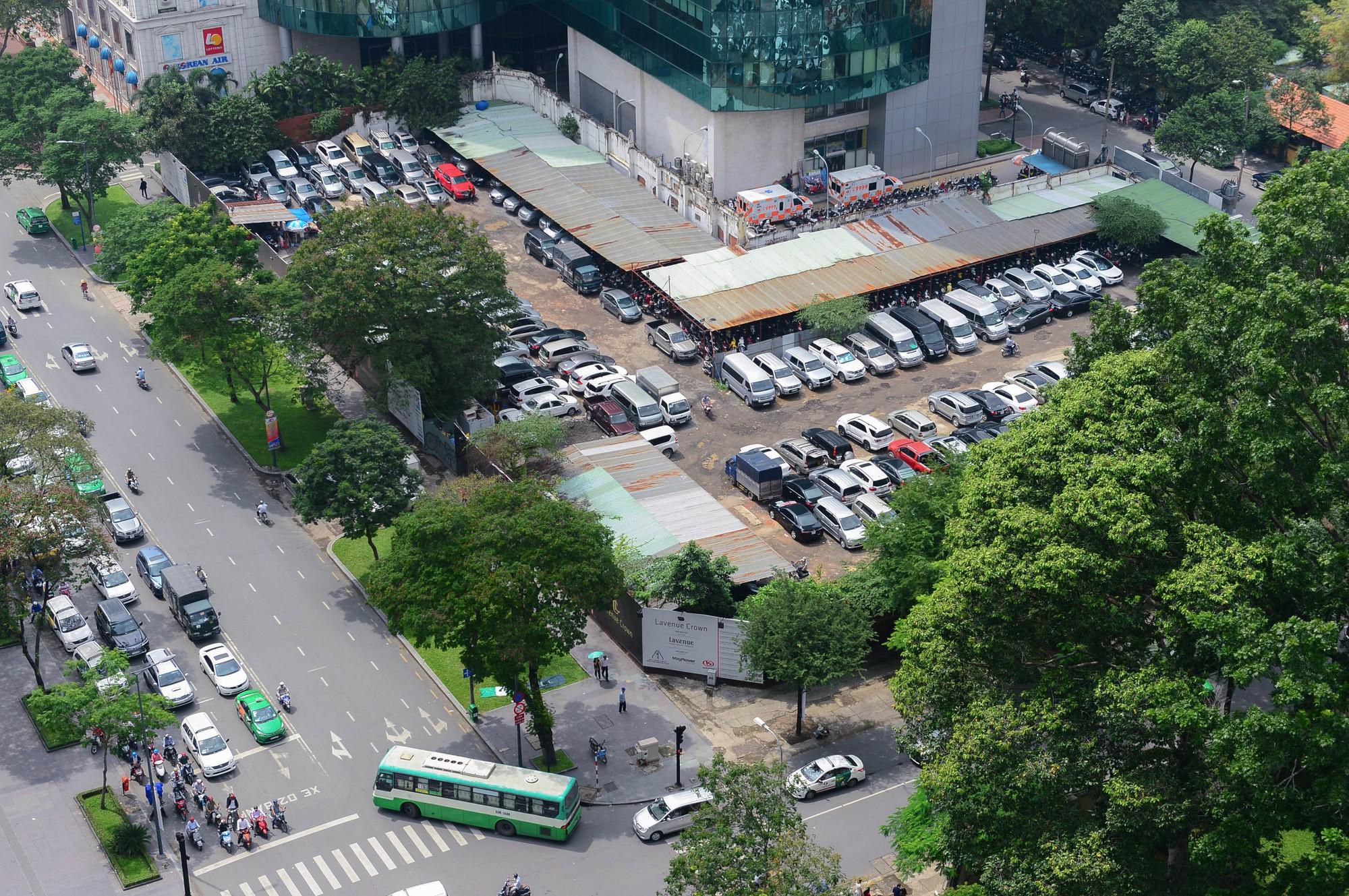 Cận cảnh khu đất vàng 5.000 m2 giữa Sài Gòn được cho thuê giá rẻ mạt  - Ảnh 5.
