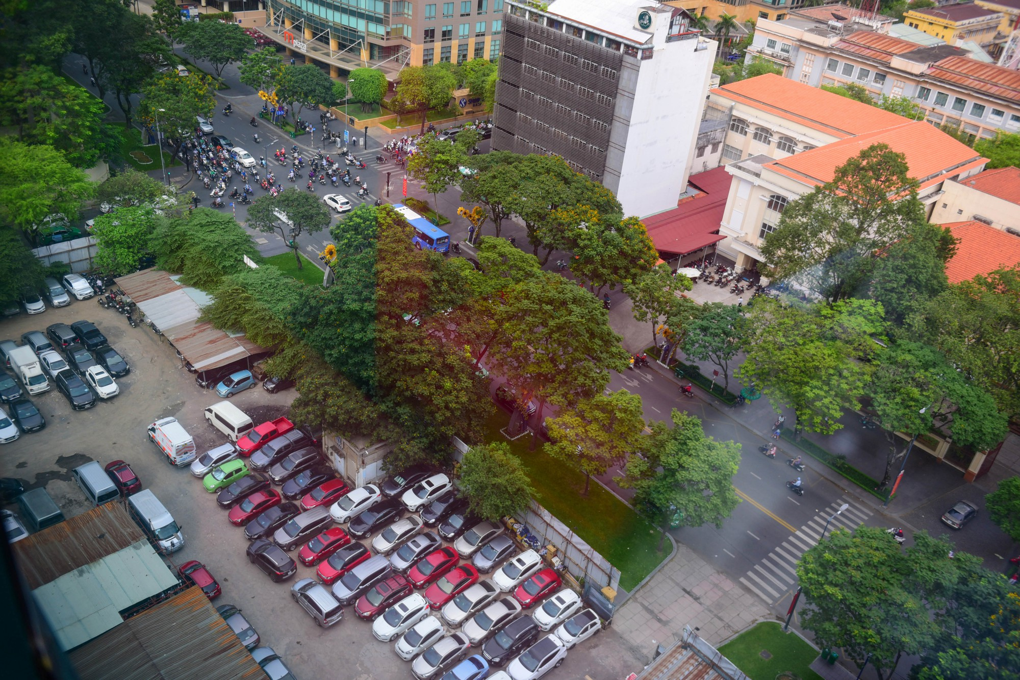 Cận cảnh khu đất vàng 5.000 m2 giữa Sài Gòn được cho thuê giá rẻ mạt  - Ảnh 9.