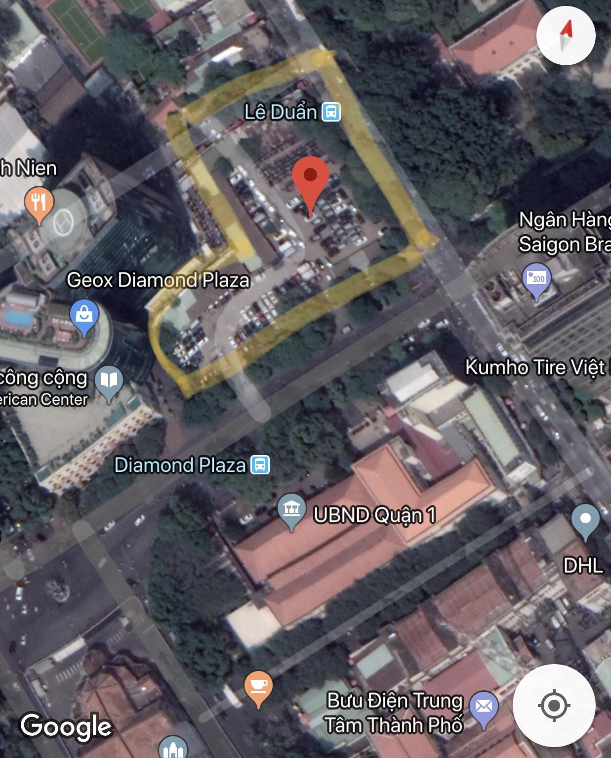 Cận cảnh khu đất vàng 5.000 m2 giữa Sài Gòn được cho thuê giá rẻ mạt  - Ảnh 18.