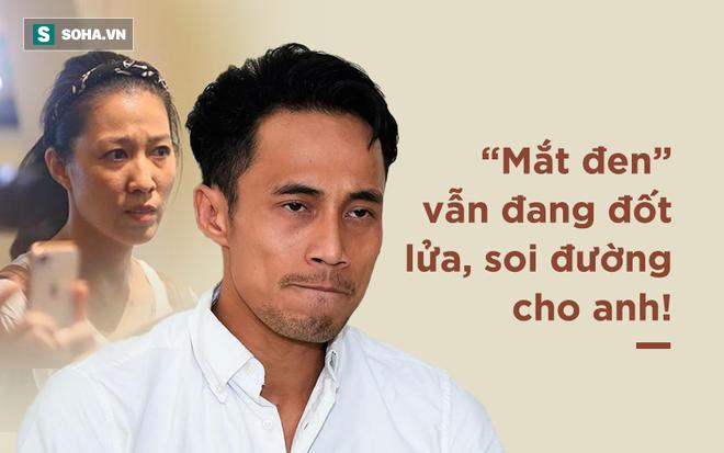 Phạm Anh Khoa: Mắt đen vẫn đang đốt lửa, soi đường cho anh - Ảnh 1.