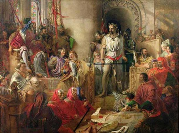 Bí ẩn bảo kiếm gần 1000 năm tuổi vào sinh ra tử với hiệp sĩ huyền thoại của Scotland - Ảnh 4.