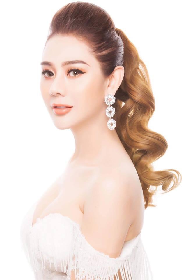Nhan sắc của người đẹp chuyển giới Lâm Khánh Chi ở tuổi 41 - Ảnh 6.