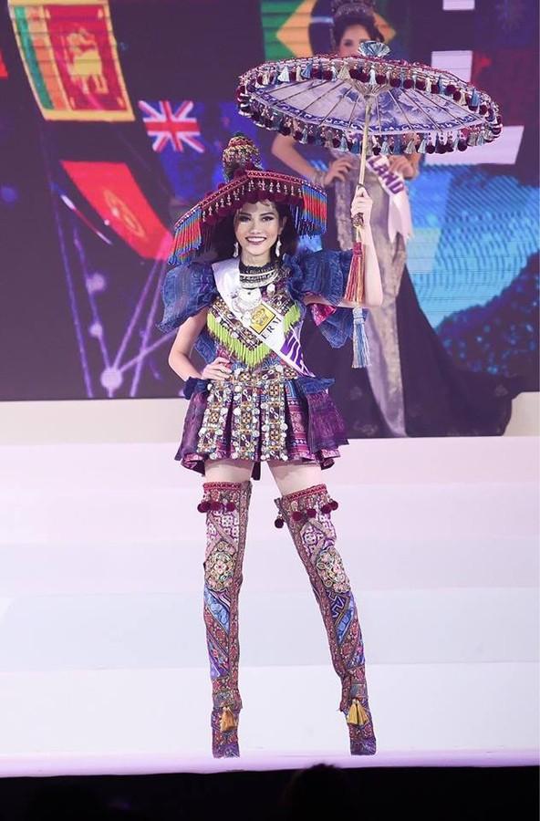 Người đẹp Brazil đăng quang Nữ hoàng Du lịch Quốc tế 2018, đại diện Việt Nam dừng chân ở Top 10 - Ảnh 6.