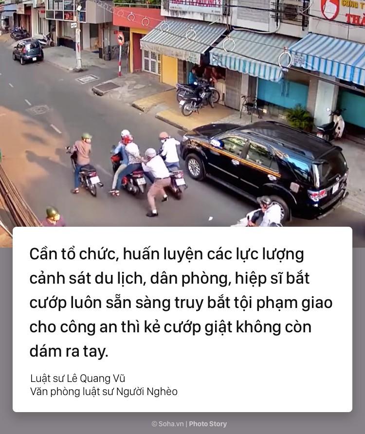 Hiến kế chống nạn cướp, cướp giật ở Sài Gòn - Ảnh 2.