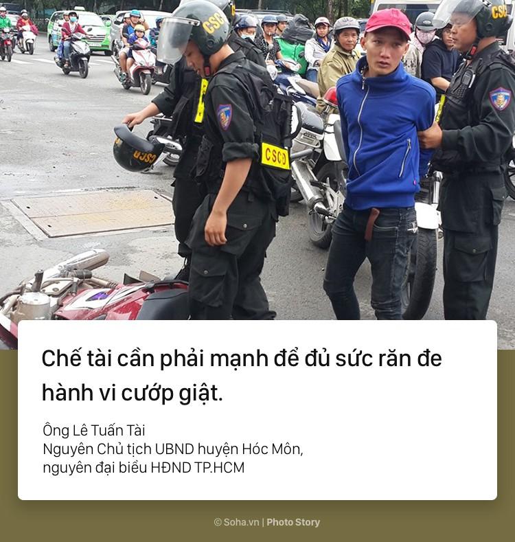 Hiến kế chống nạn cướp, cướp giật ở Sài Gòn - Ảnh 5.