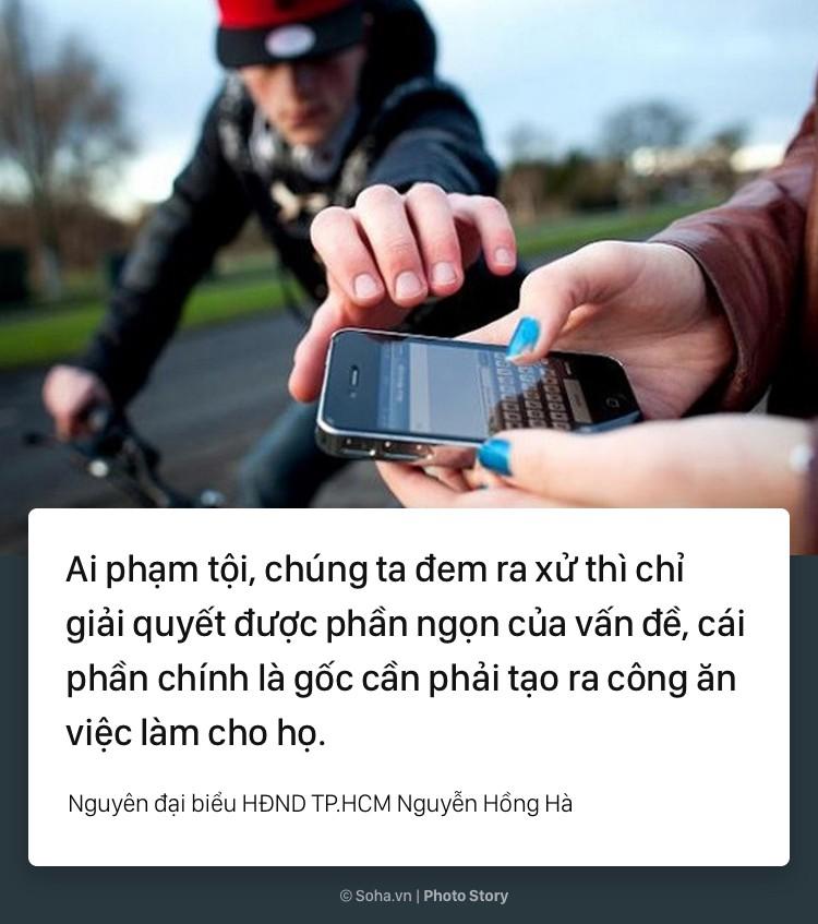 Hiến kế chống nạn cướp, cướp giật ở Sài Gòn - Ảnh 7.