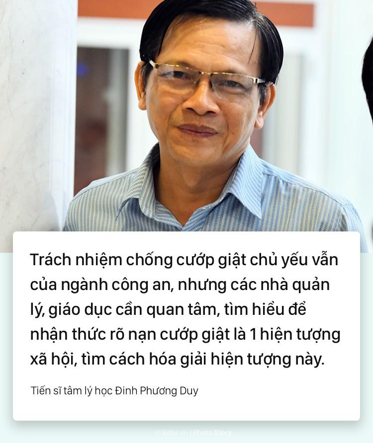 Hiến kế chống nạn cướp, cướp giật ở Sài Gòn - Ảnh 8.