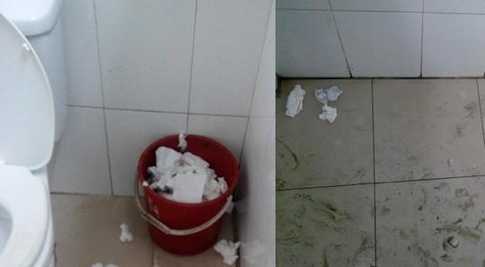Bộ trưởng Nguyễn Thị Kim Tiến quy trách nhiệm nhà vệ sinh bốc mùi cho giám đốc BV - Ảnh 1.