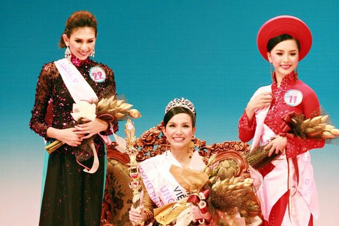 Nhan sắc và cuộc sống kín tiếng của Hoa hậu Hoàn vũ Việt Nam đầu tiên sau 10 năm đăng quang - Ảnh 4.