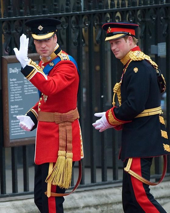 Đêm cuối trước đám cưới, Hoàng tử Harry và Meghan mỗi người một nơi, dành thời gian để làm việc quý báu này - Ảnh 6.