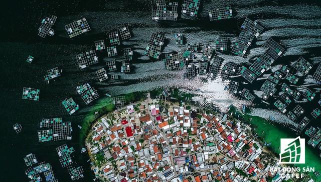 Cận cảnh Bắc Vân Phong nhìn từ trên cao, nơi đang diễn ra cơn sốt đất  - Ảnh 9.