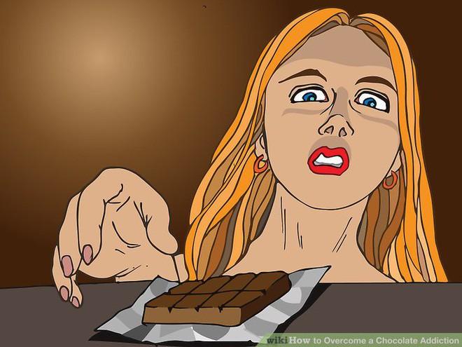 Đây chính là lý do tại sao chocolate gây nghiện, bạn có phải là một trong những nạn nhân của nó không? - Ảnh 1.