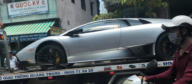 Ông chủ cafe Trung Nguyên tậu Lamborghini Murcielago SV độc nhất Việt Nam - Ảnh 1.