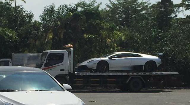 Ông chủ cafe Trung Nguyên tậu Lamborghini Murcielago SV độc nhất Việt Nam - Ảnh 2.