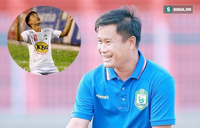 Sự tiếc nuối của HLV Park Hang-seo và bàn thắng dành tặng hai người bố - Ảnh 1.