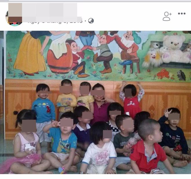 Facebook bảo mẫu bạo hành trẻ ở Đà Nẵng: Đăng ảnh hoa, trẻ em và đang bị tấn công dữ dội - Ảnh 3.