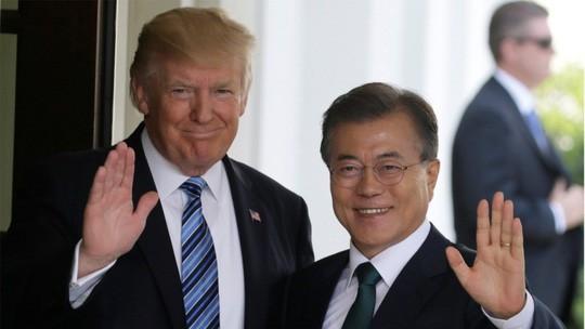 Gót chân Achilles của ông Trump trước Triều Tiên - Ảnh 1.