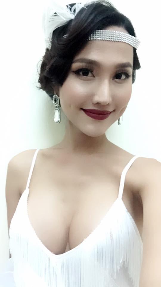 Vẻ đẹp nóng bỏng của Hoa hậu chuyển giới Việt Nam đầu tiên - Ảnh 5.