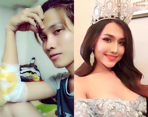 Dung mạo và cuộc sống trước khi chuyển giới của mỹ nhân hot nhất The Voice Việt - Ảnh 3.