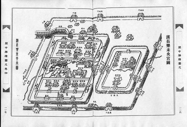 Gấp gần 7 lần Tử Cấm Thành, đây mới là cung điện lớn nhất trong lịch sử Trung Quốc - Ảnh 6.
