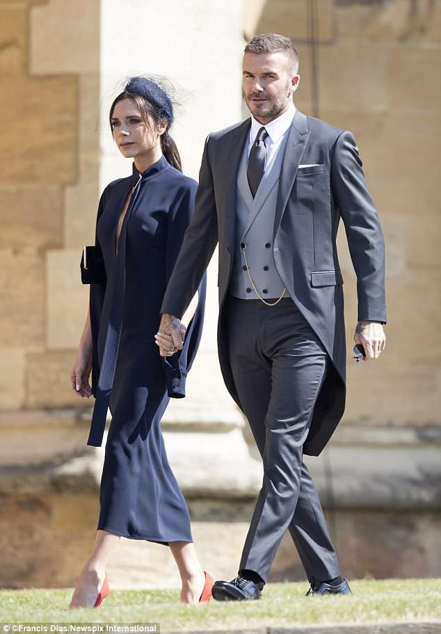 Đây là cảm nghĩ của Victoria Beckham về nhan sắc Công nương Meghan trong đám cưới Hoàng gia - Ảnh 1.