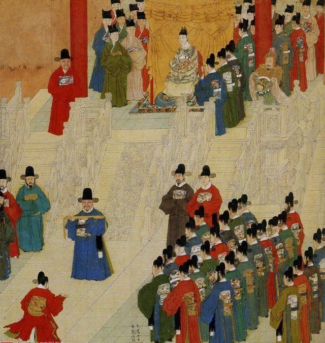 Cùng phe với thái giám khét tiếng, chỉ huy Cẩm Y Vệ bị bá quan đánh đến chết trước mặt vua - Ảnh 1.
