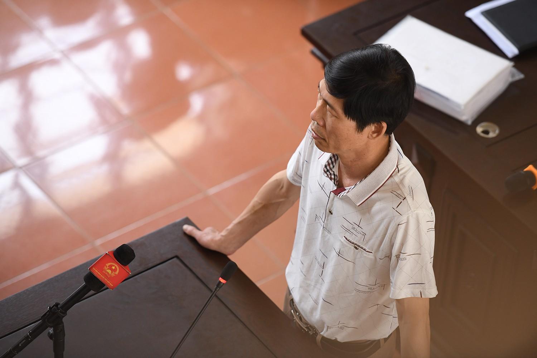 Lời khai của ông Hoàng Đình Khiếu về bằng chứng video