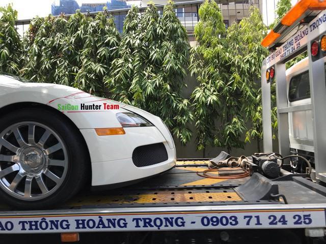 Bugatti Veyron độc nhất Việt Nam chính thức về tay ông chủ cafe Trung Nguyên - Ảnh 1.