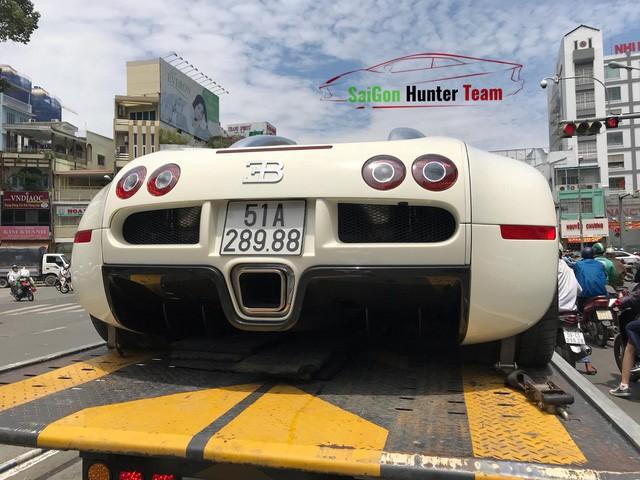 Bugatti Veyron độc nhất Việt Nam chính thức về tay ông chủ cafe Trung Nguyên - Ảnh 2.