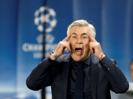 Ancelotti được bổ nhiệm làm HLV trưởng của Napoli - Ảnh 2.