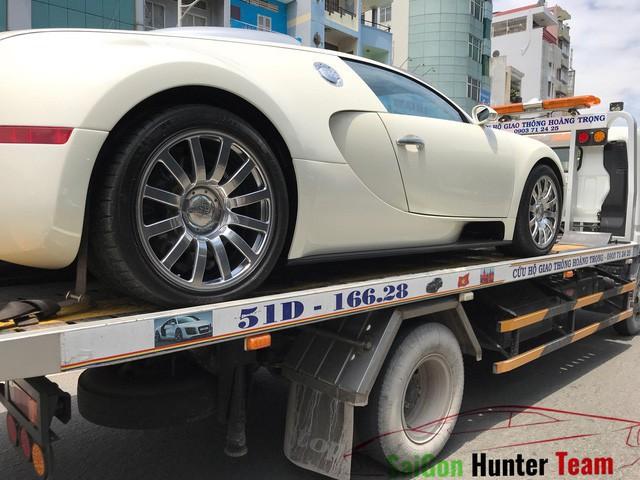 Bugatti Veyron độc nhất Việt Nam chính thức về tay ông chủ cafe Trung Nguyên - Ảnh 5.