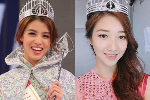 Hoa hậu xấu nhất lịch sử bị TVB hắt hủi, phải rời khỏi Hong Kong - Ảnh 2.
