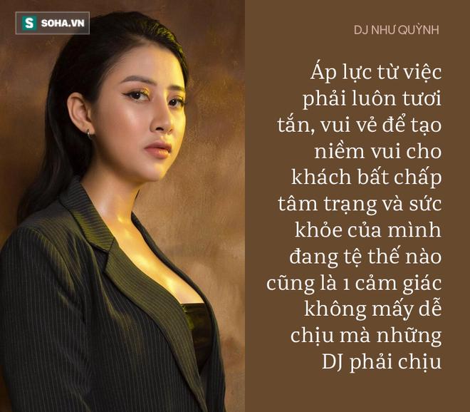 """DJ Như Quỳnh: """"Bầu show nói thẳng, muốn có show phải đi ăn, đi chơi với anh"""" - Ảnh 3."""
