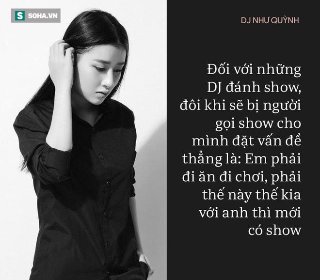 """DJ Như Quỳnh: """"Bầu show nói thẳng, muốn có show phải đi ăn, đi chơi với anh"""" - Ảnh 2."""