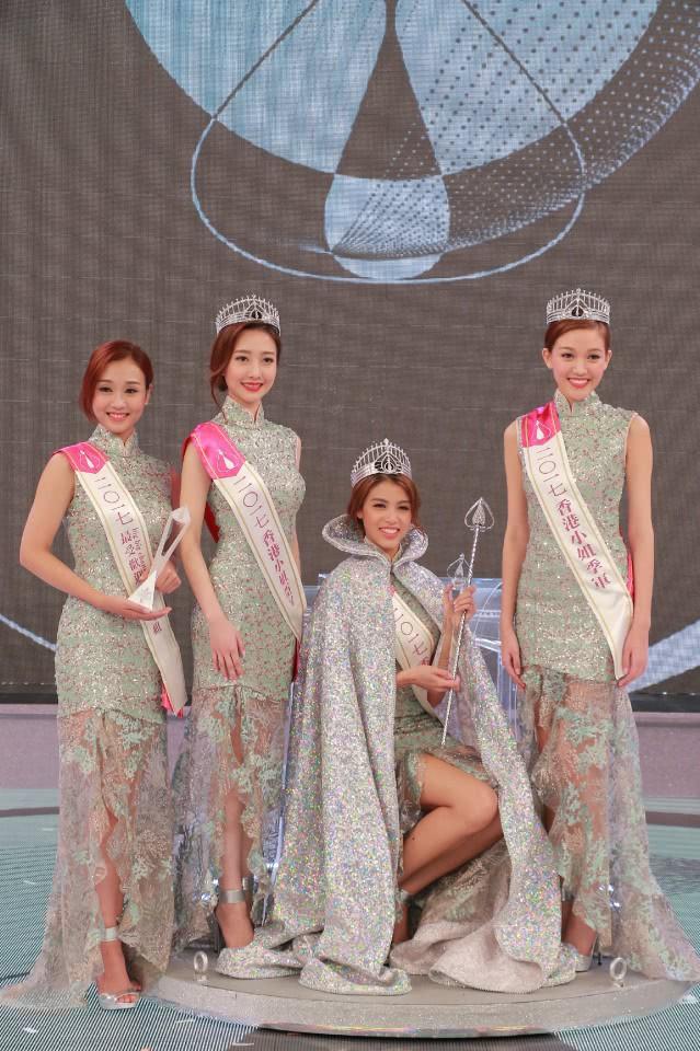 Hoa hậu xấu nhất lịch sử bị TVB hắt hủi, phải rời khỏi Hong Kong - Ảnh 1.