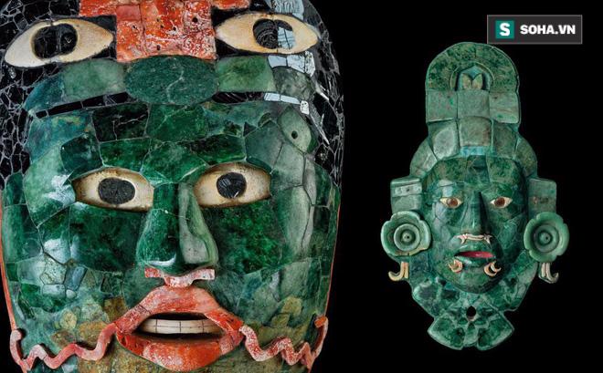 Đột nhập lăng mộ cổ của người Maya, phát hiện con mắt kỳ dị chưa từng thấy! - Ảnh 7.