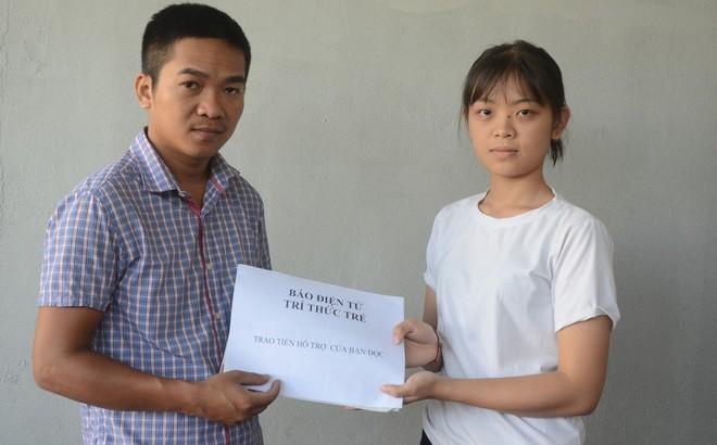 Hai con của người cha uống thuốc độc tự tử vì ung thư xúc động nhận hỗ trợ từ bạn đọc - Ảnh 1.