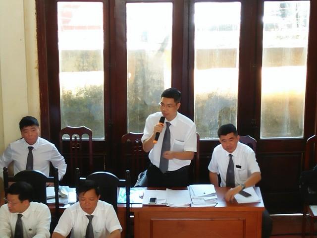 Luật sư Nguyễn Tiến Thủy: Chưa đủ căn cứ để buộc tội Trần Văn Sơn! - Ảnh 1.