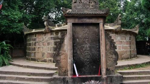 Đằng sau ngôi mộ máu của mưu sĩ Tam Quốc: Mộ tặc ngàn năm không dám xâm phạm vì sợ báo ứng - Ảnh 3.