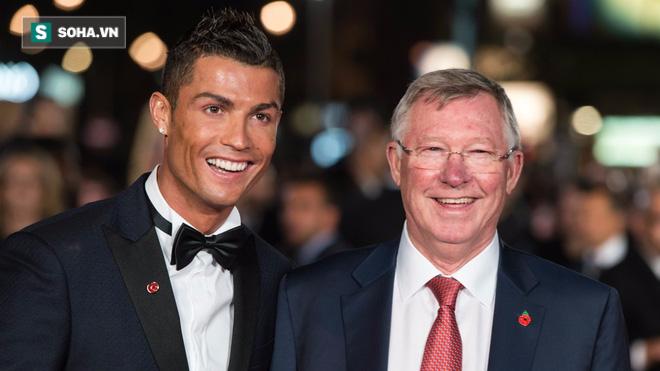 Cristiano Ronaldo, đừng ngoái đầu nhìn lại Old Trafford! - Ảnh 1.